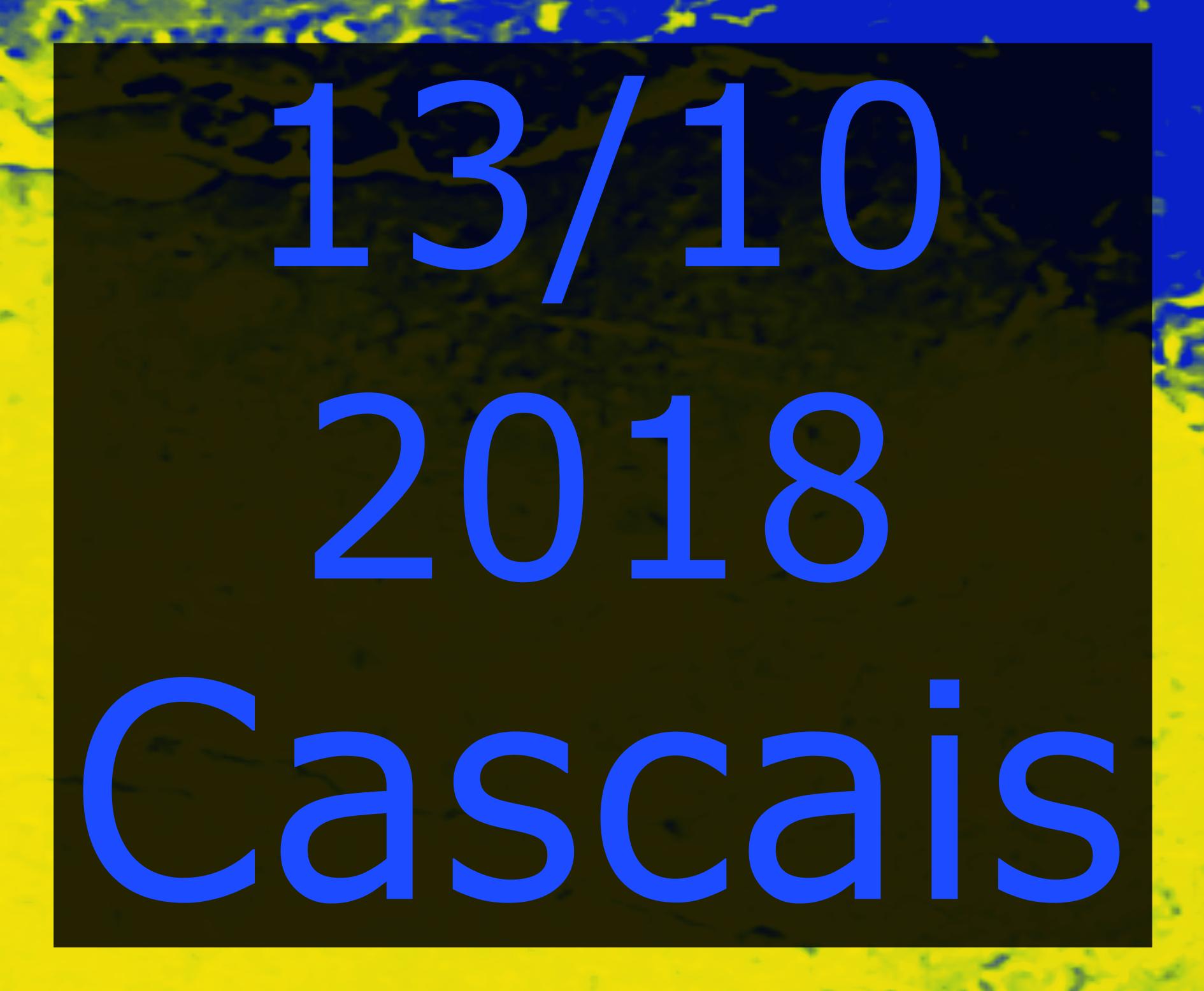 Cascais 13 ottobre 2018