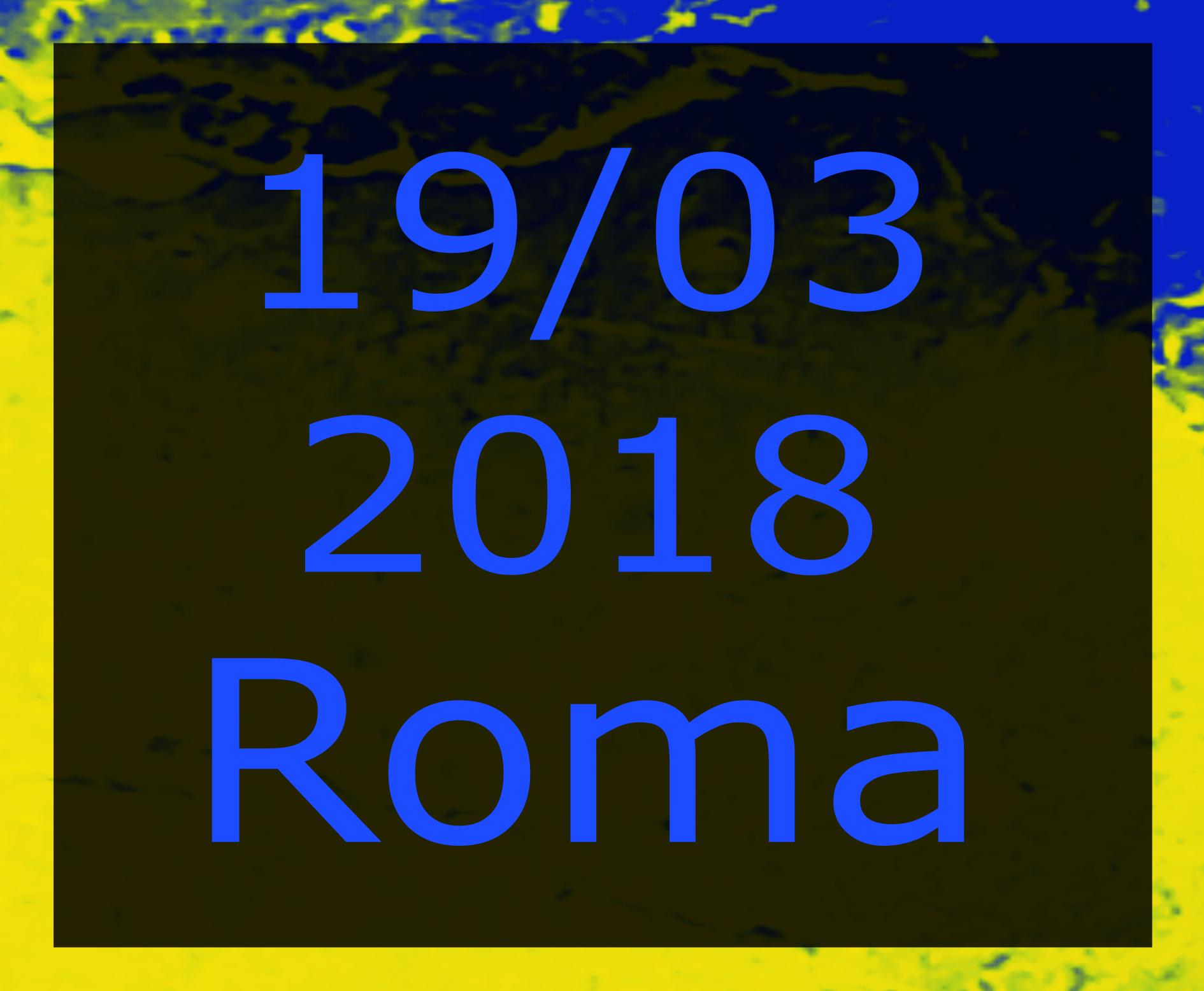 CinemaTourRoma19marzo